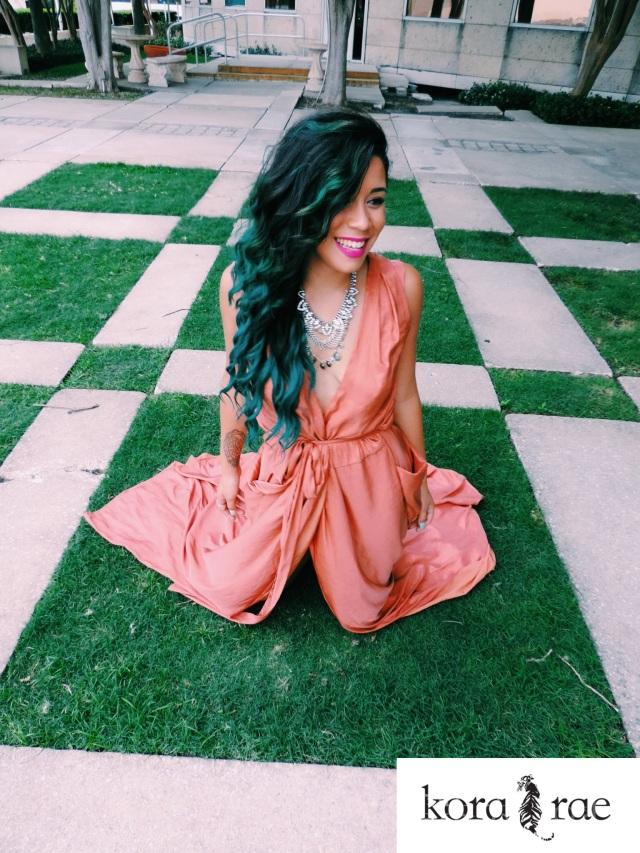 Dress: Our Lady (Saffron)